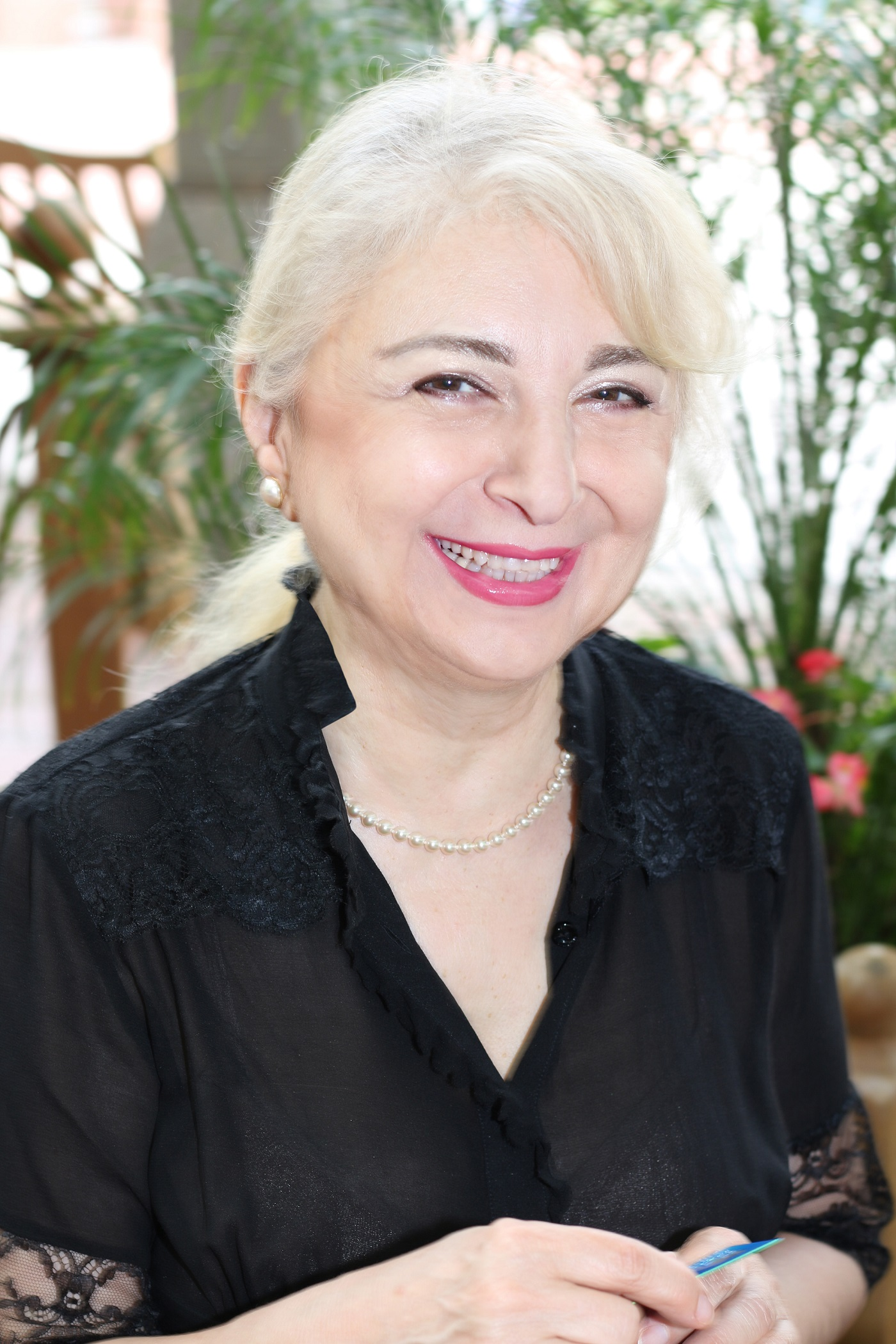 Lily Moslehi