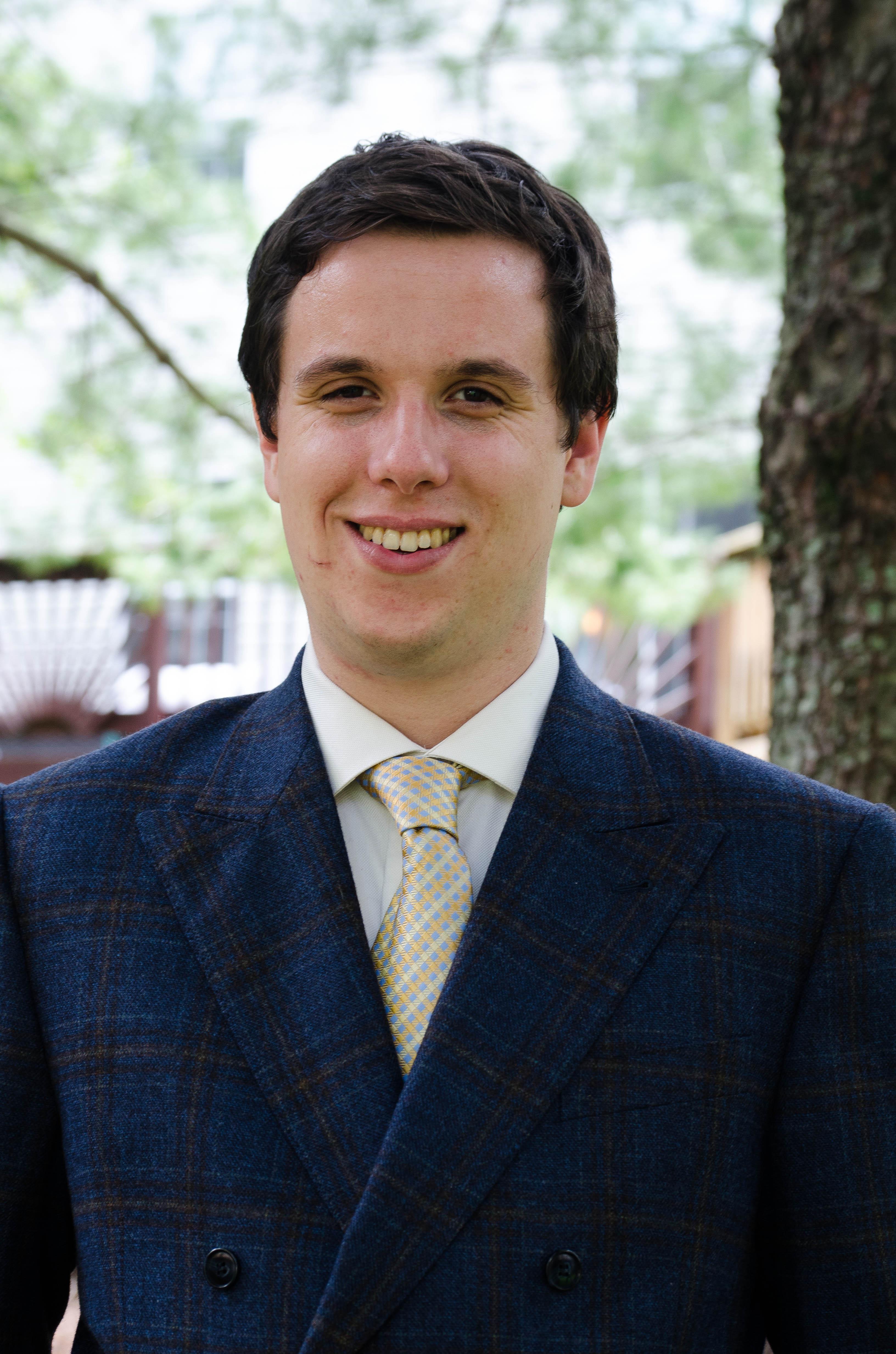 David  M McAteer