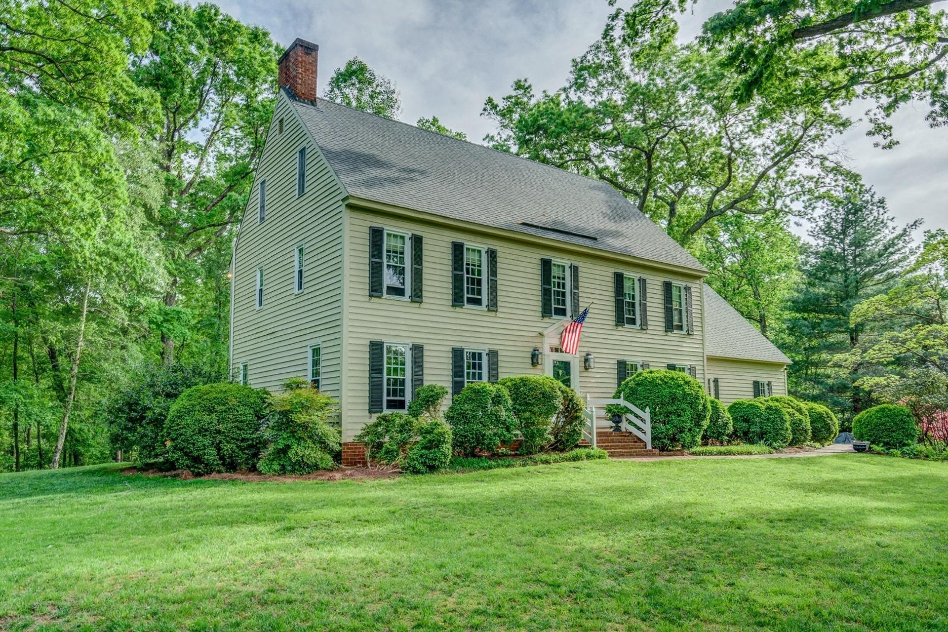 Residential for Sale at 1930 Tucker Ln Salem, Virginia 24153 United States