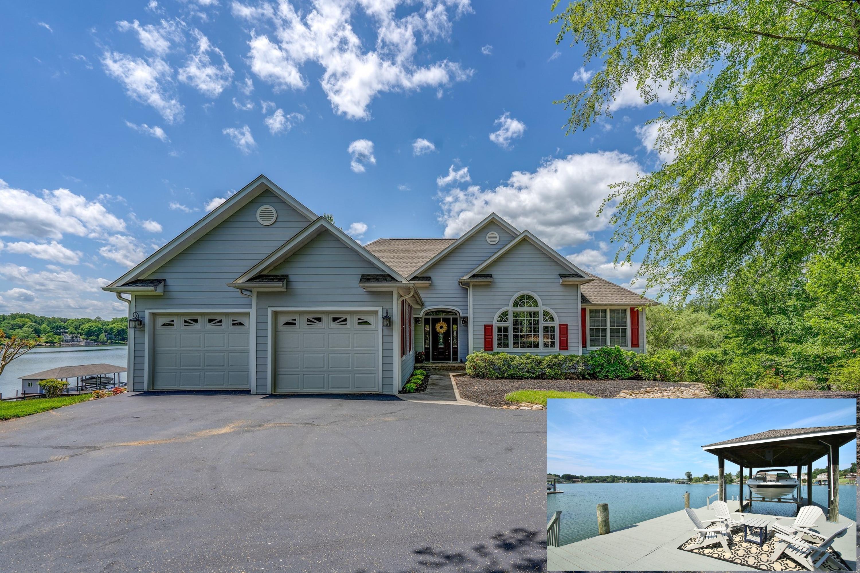 Residential for Sale at 125 Marvin Gardens Dr 125 Marvin Gardens Dr Moneta, Virginia 24121 United States