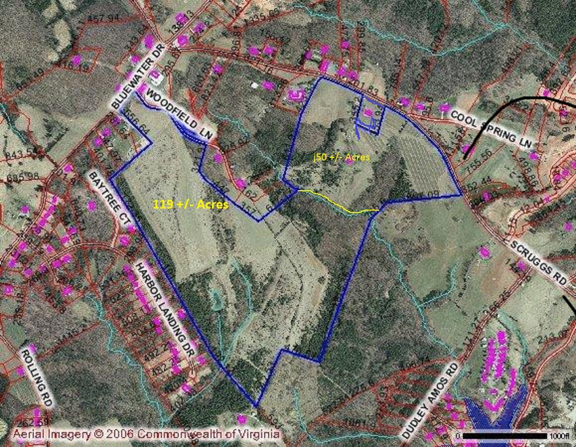 Land for Sale at 5226 Scruggs Rd 5226 Scruggs Rd Moneta, Virginia 24121 United States