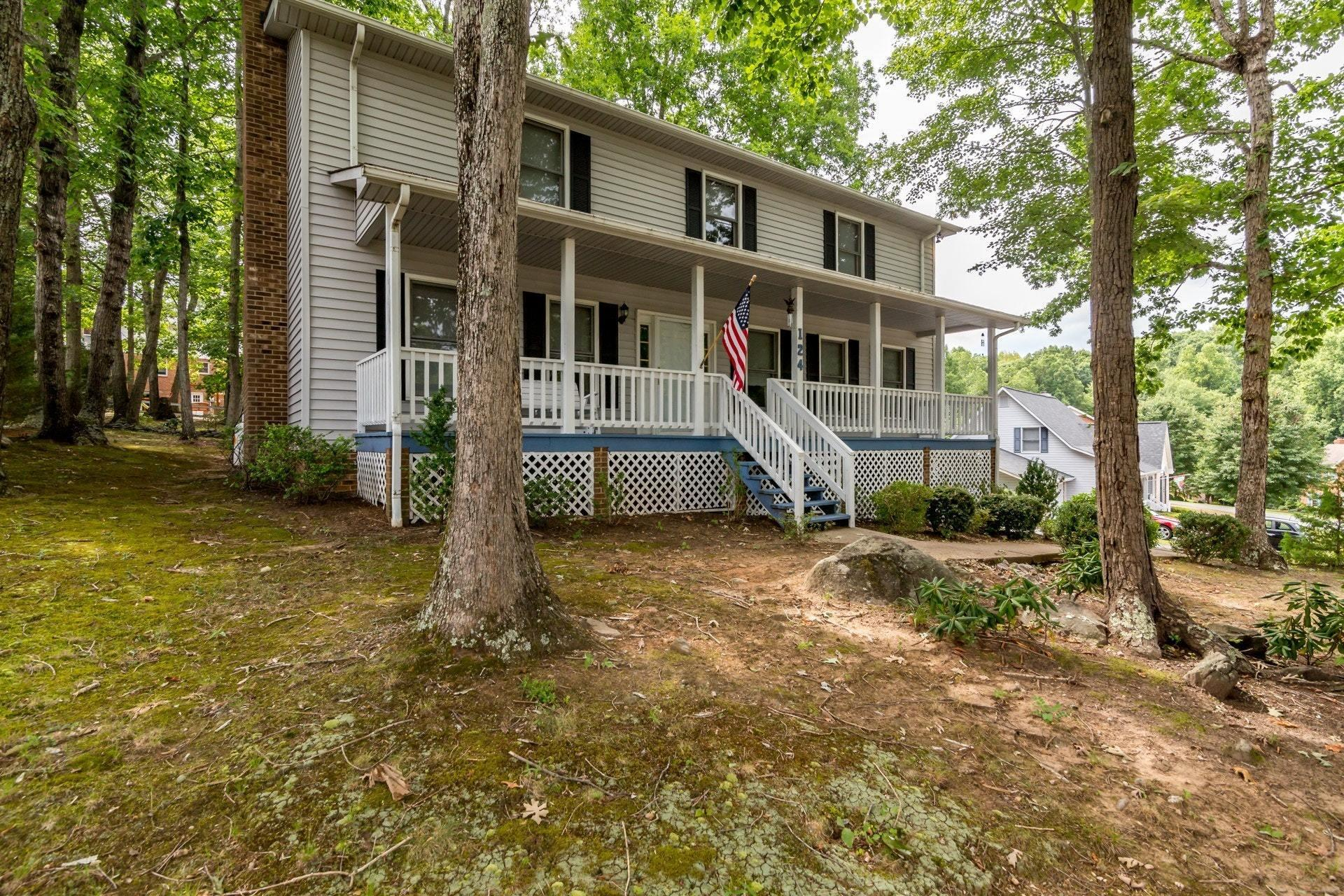 Residential for Sale at 124 Breezewood Rd 124 Breezewood Rd Collinsville, Virginia 24078 United States
