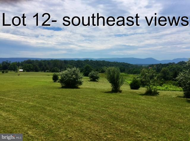 Land for Sale at Bergen Drive Lot # 12 Bergen Drive Lot # 12 Maurertown, Virginia 22644 United States