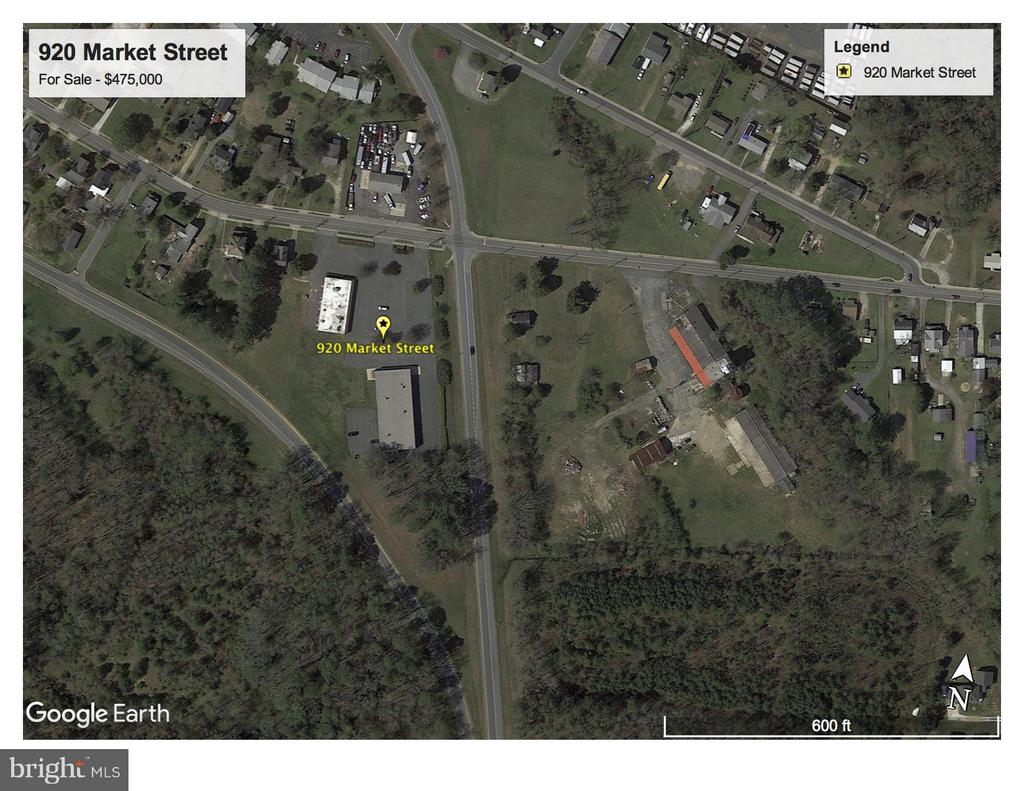 Commercial for Sale at 920 Market St Denton, Maryland 21629 United States