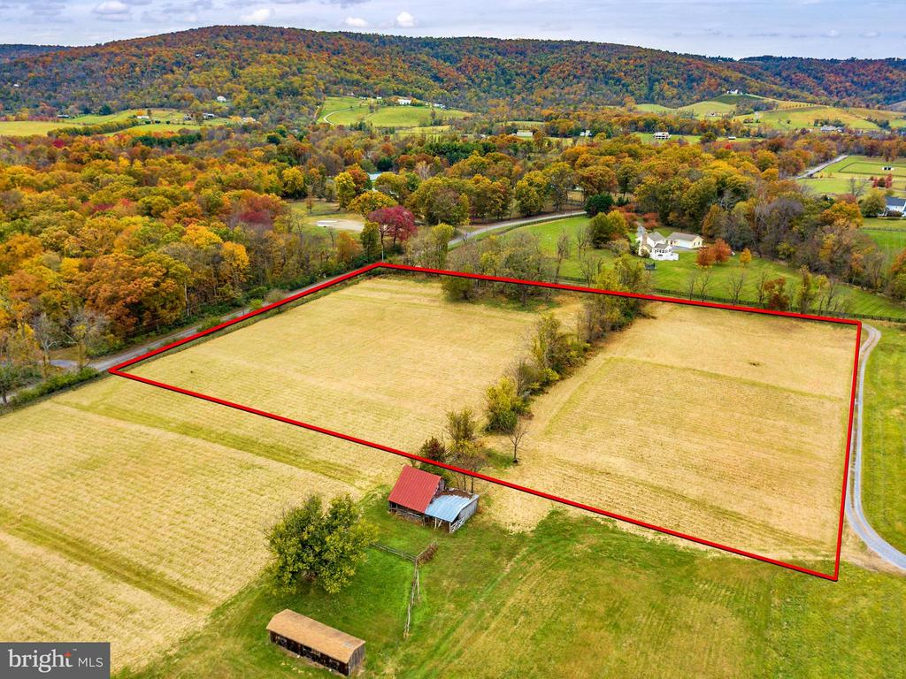 Land for Sale at 0 Foggy Bottom Rd 0 Foggy Bottom Rd Bluemont, Virginia 20135 United States
