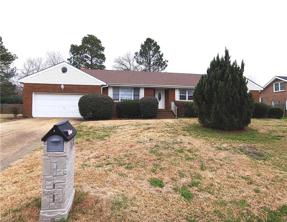Single Family for Sale at 608 Longdale Cres 608 Longdale Cres Chesapeake, Virginia 23325 United States