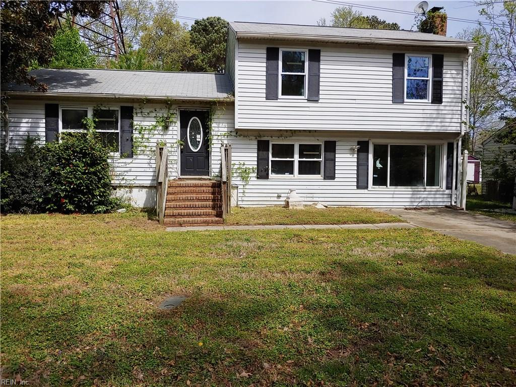 Single Family for Sale at 3828 Two Oaks Rd 3828 Two Oaks Rd Portsmouth, Virginia 23703 United States