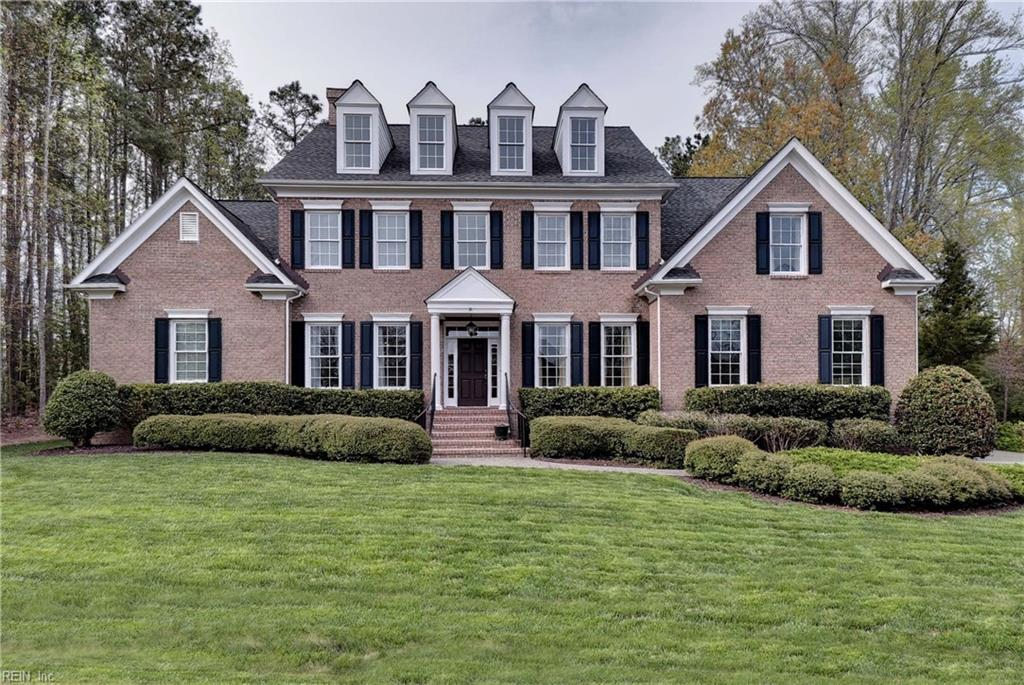 Single Family for Sale at 205 Castlerock 205 Castlerock Williamsburg, Virginia 23188 United States