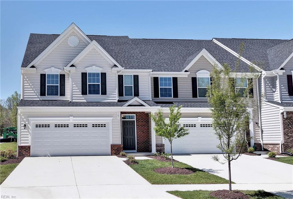 townhouses for Sale at 101 Boltons Mill Pw 101 Boltons Mill Pw Williamsburg, Virginia 23185 United States