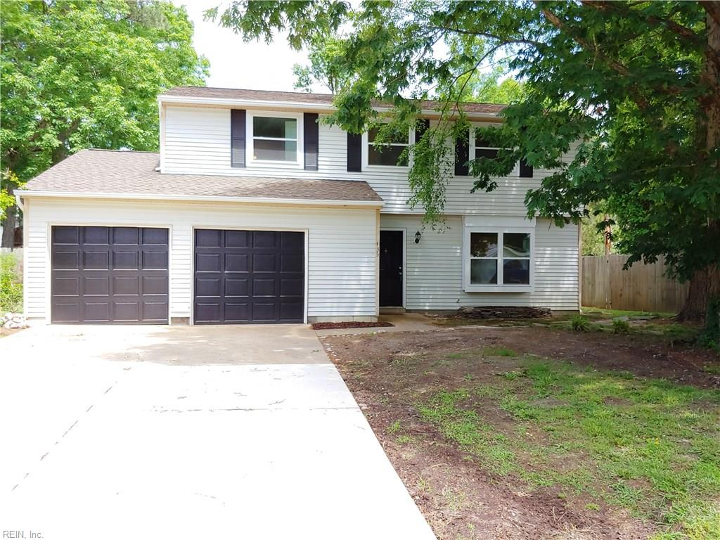Single Family for Sale at 435 Michael Irvin Dr 435 Michael Irvin Dr Newport News, Virginia 23608 United States