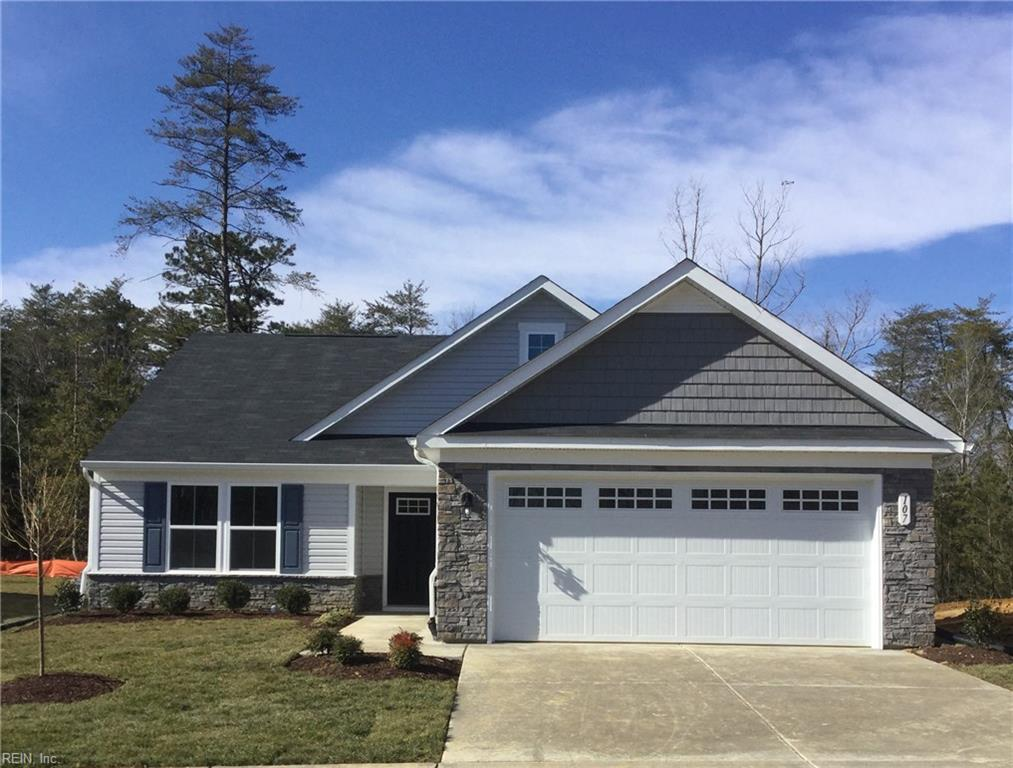 Single Family for Sale at 110 Rustic Run Ln 110 Rustic Run Ln Williamsburg, Virginia 23188 United States