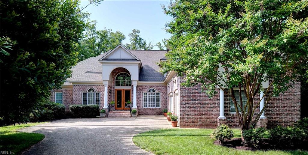 Single Family for Sale at 2861 Bennetts Pond Rd 2861 Bennetts Pond Rd Williamsburg, Virginia 23185 United States