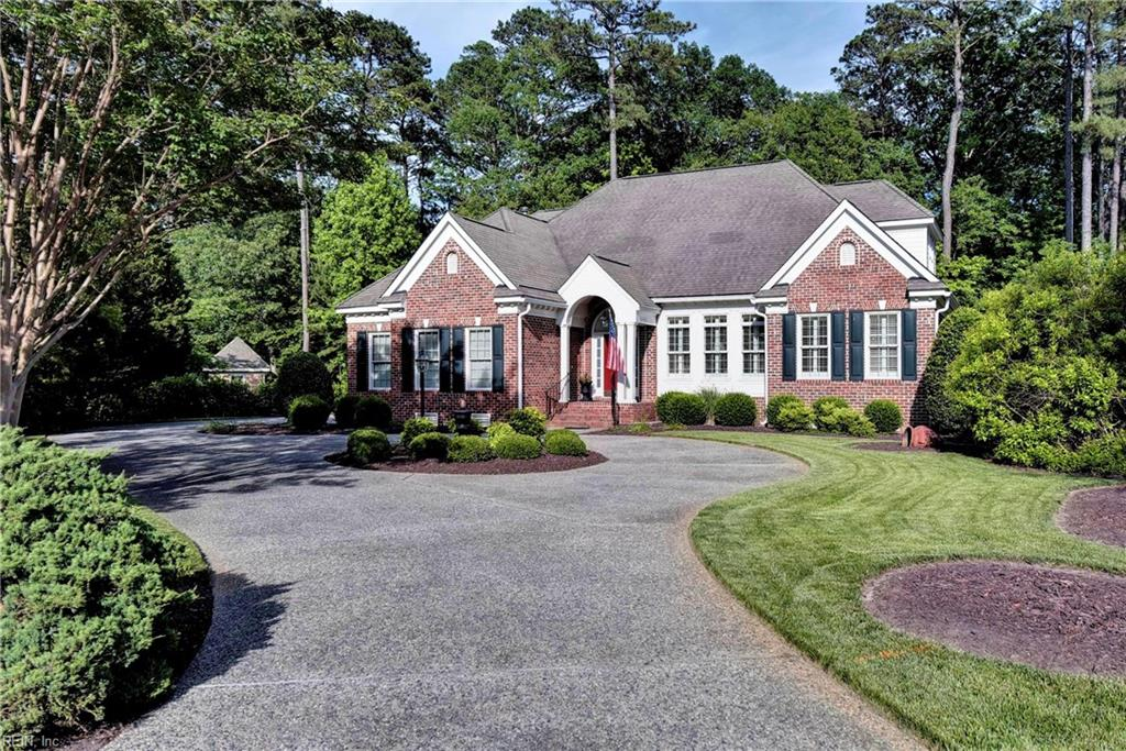 Single Family for Sale at 2860 Bennetts Pond Rd 2860 Bennetts Pond Rd Williamsburg, Virginia 23185 United States