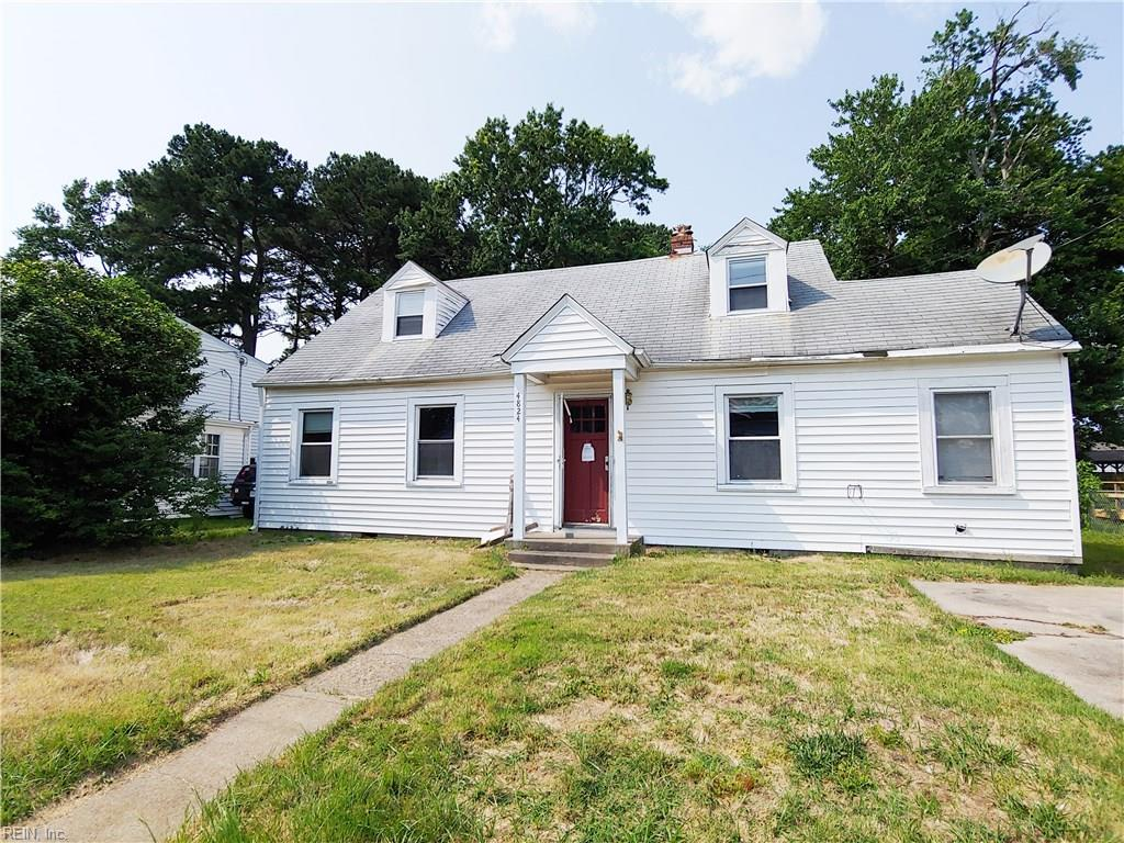Single Family for Sale at 4824 Portsmouth Blvd 4824 Portsmouth Blvd Portsmouth, Virginia 23701 United States