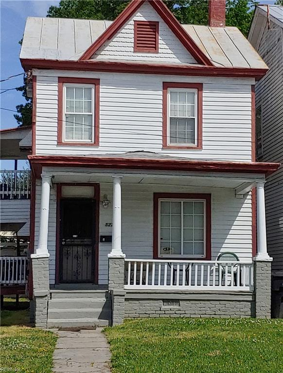 Multi Family for Sale at 522 Portsmouth Blvd 522 Portsmouth Blvd Portsmouth, Virginia 23704 United States