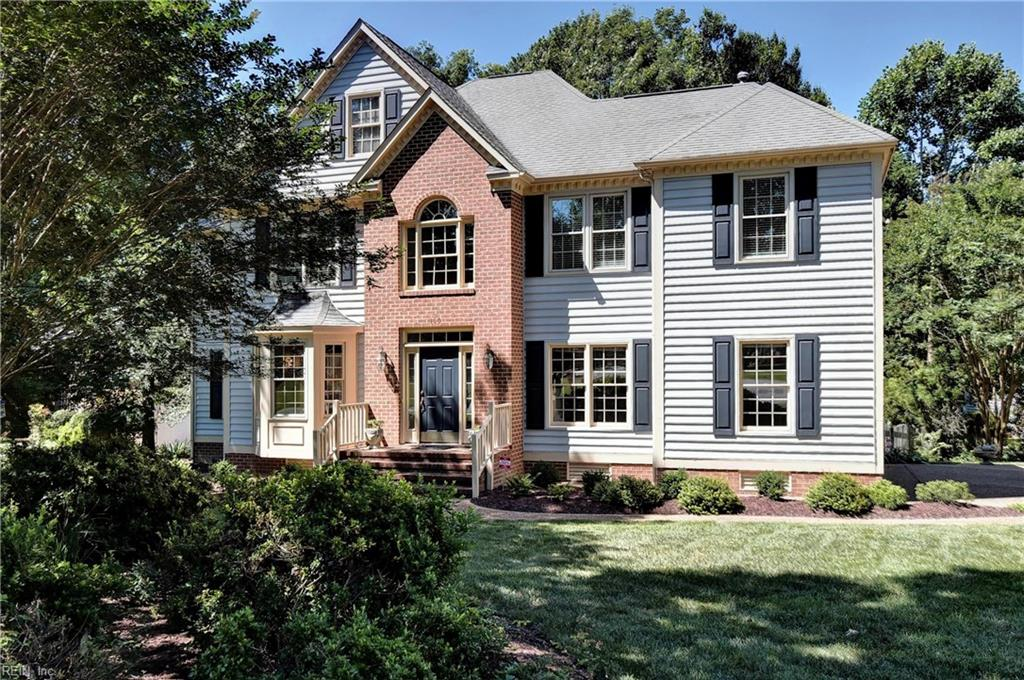 Single Family for Sale at 100 Mill Stream Way 100 Mill Stream Way Williamsburg, Virginia 23185 United States