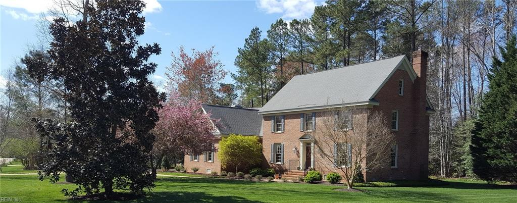 Single Family for Sale at 3000 Margaret Jones Ln 3000 Margaret Jones Ln Williamsburg, Virginia 23185 United States