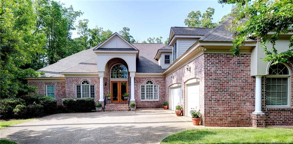 Single Family for Sale at 2861 Bennetts Pond Road 2861 Bennetts Pond Road Williamsburg, Virginia 23185 United States