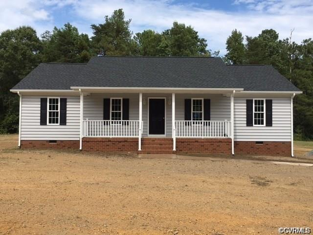 Single Family for Sale at 000 Locust Hill Rd 000 Locust Hill Rd Aylett, Virginia 23009 United States