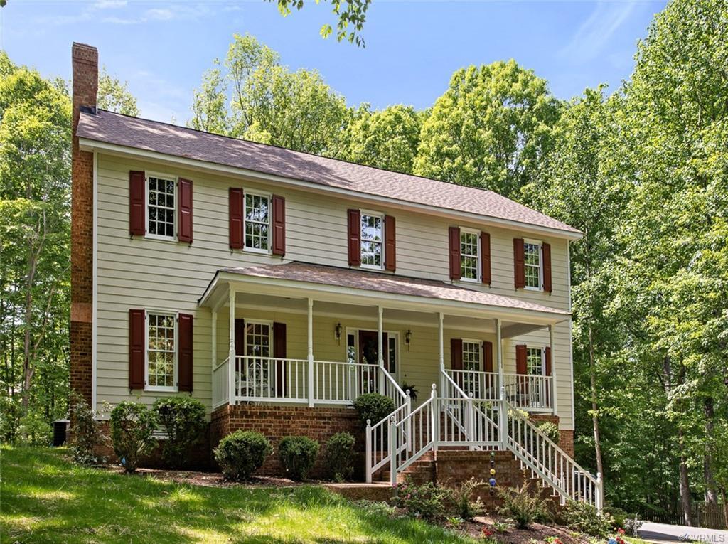 Single Family for Sale at 3030 Summerhurst Dr Midlothian, Virginia 23113 United States