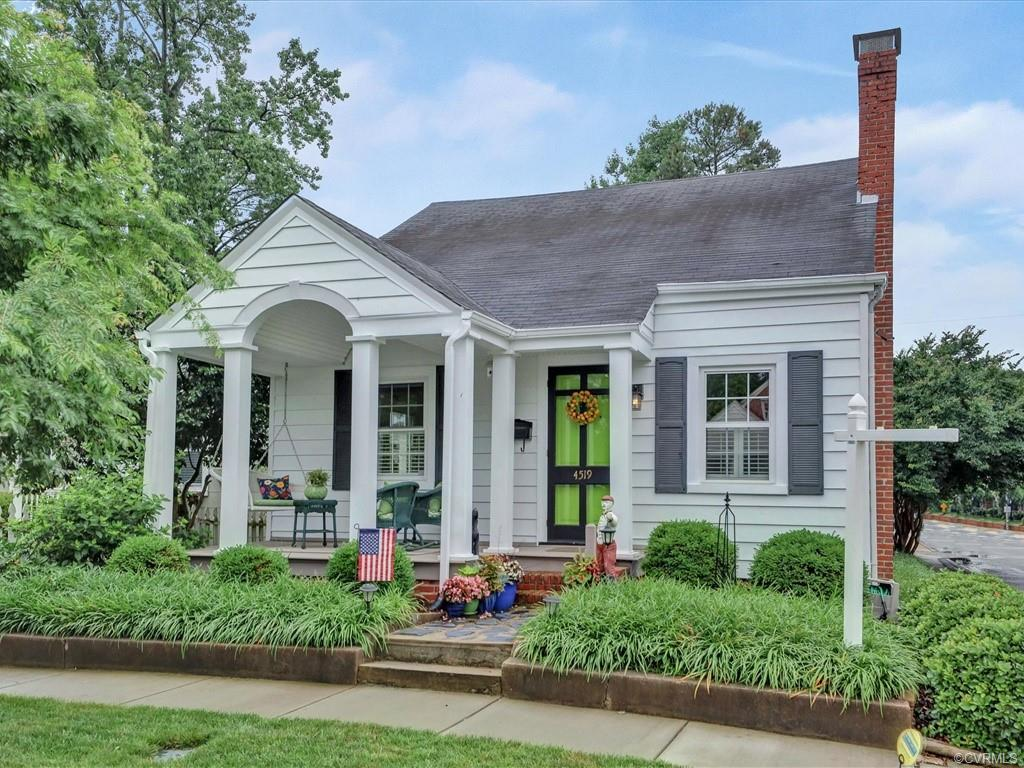 Single Family for Sale at 4519 Hanover Ave Richmond, Virginia 23221 United States