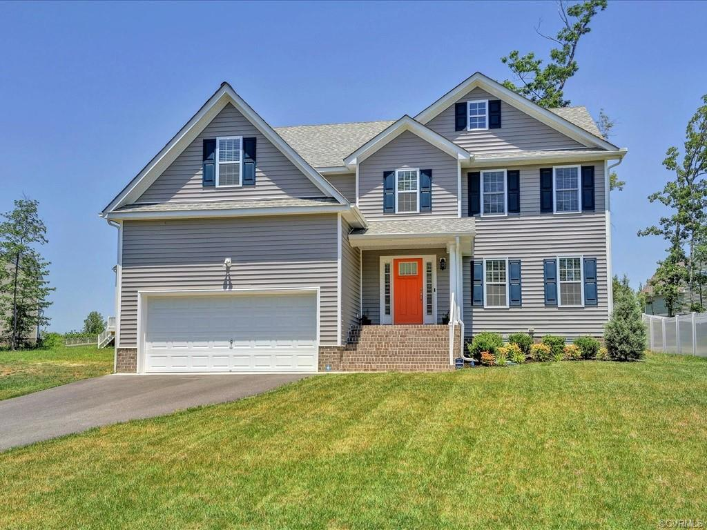 Single Family for Sale at 5214 Goldburn Dr Richmond, Virginia 23237 United States