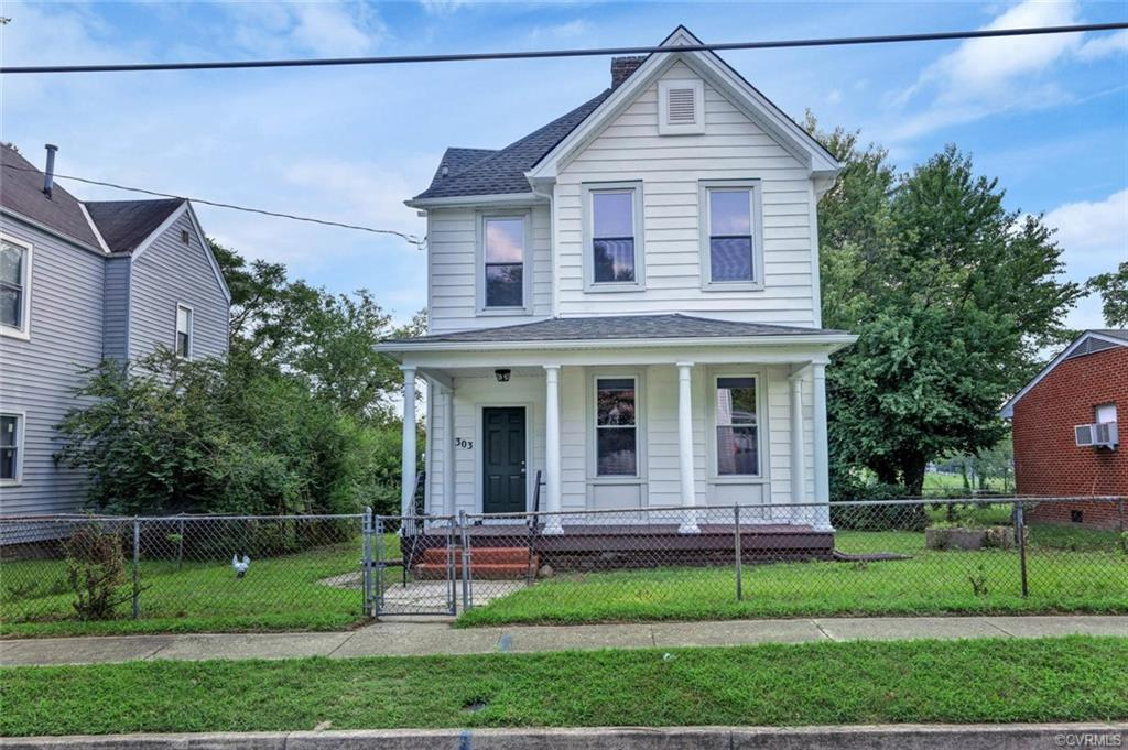 Single Family for Sale at 303 W Roberts St Richmond, Virginia 23222 United States