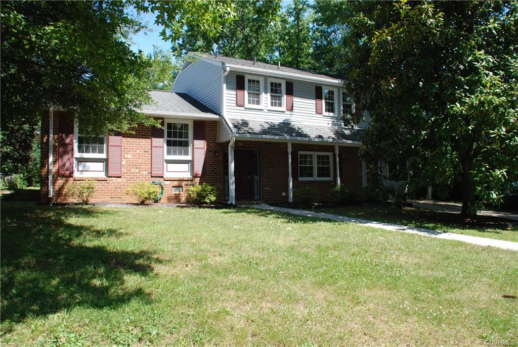 Single Family for Sale at 1809 Greenfield Dr Richmond, Virginia 23235 United States