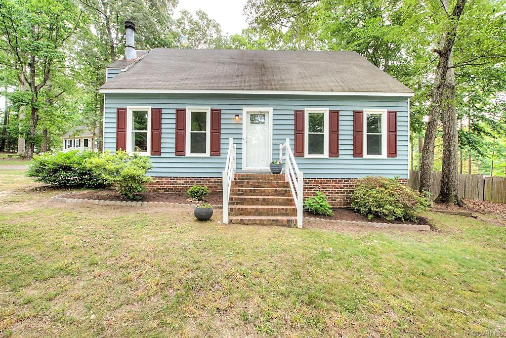 Single Family for Sale at 111 Big Meadows Ter Richmond, Virginia 23236 United States
