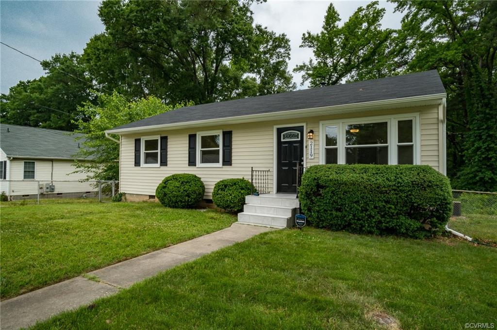 Single Family for Sale at 2119 Royall Ave Richmond, Virginia 23224 United States