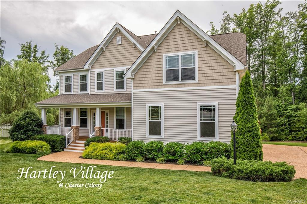 Single Family for Sale at 14012 Gravatt Ct Midlothian, Virginia 23114 United States