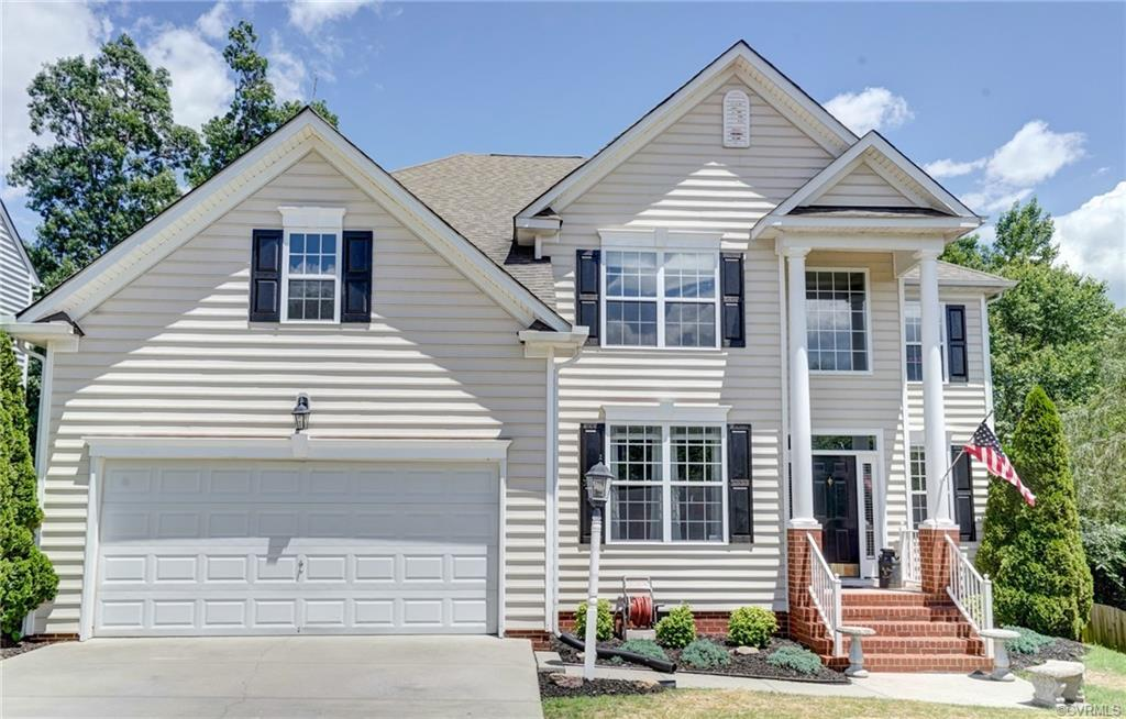 Single Family for Sale at 14918 Mill Flume Ct Midlothian, Virginia 23112 United States
