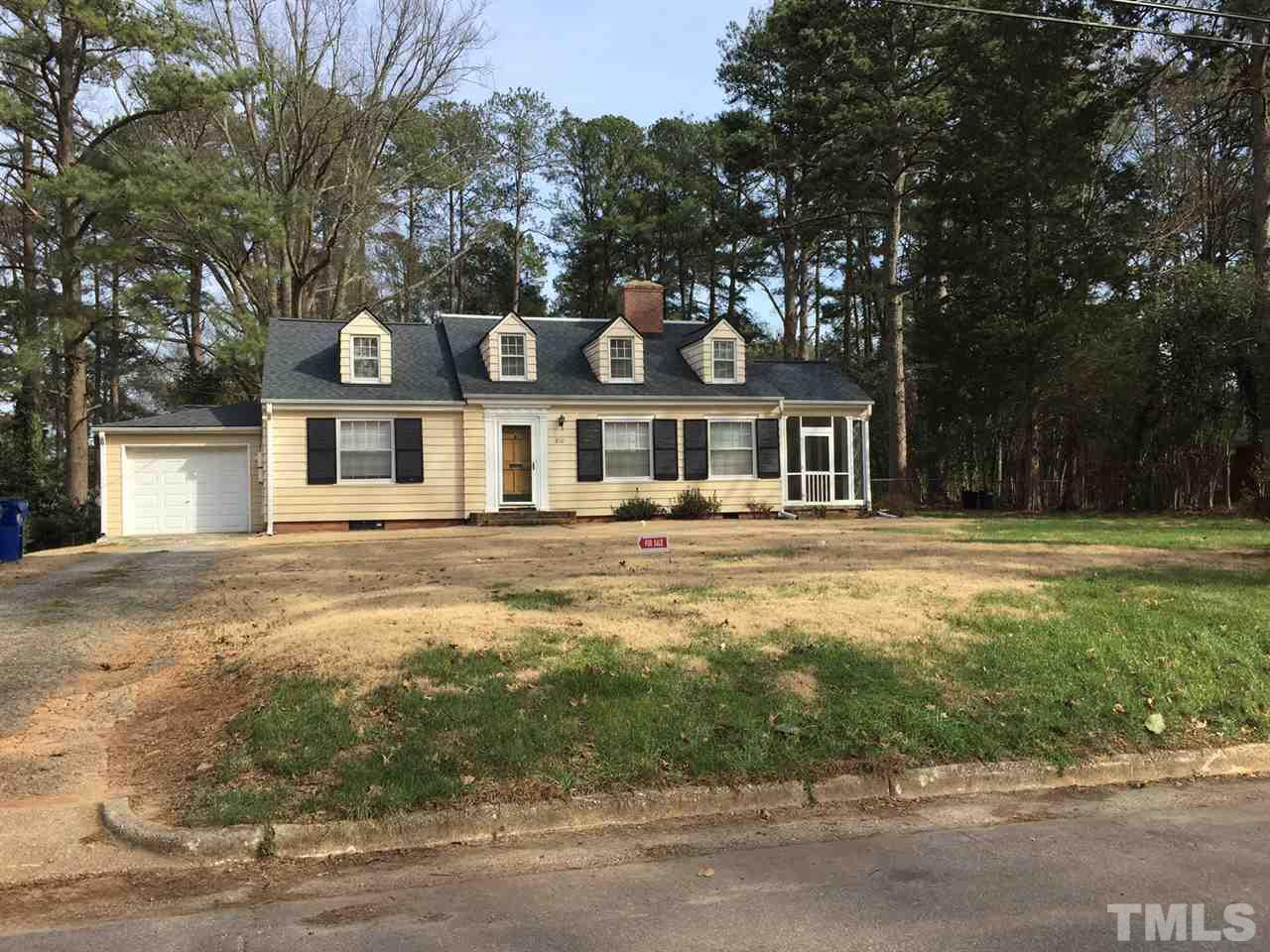 Fixer upper homes for sale in raleigh autos post for Fixer upper homes for sale by owner