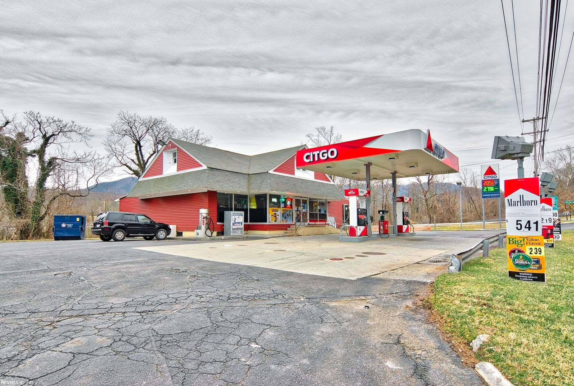 Commercial for Sale at 5956 West Main Street Salem, Virginia 24153 United States
