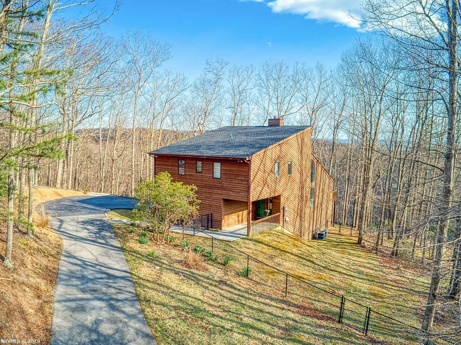 Single Family for Sale at 1475 Jefferson Forest Lane 1475 Jefferson Forest Lane Blacksburg, Virginia 24060 United States