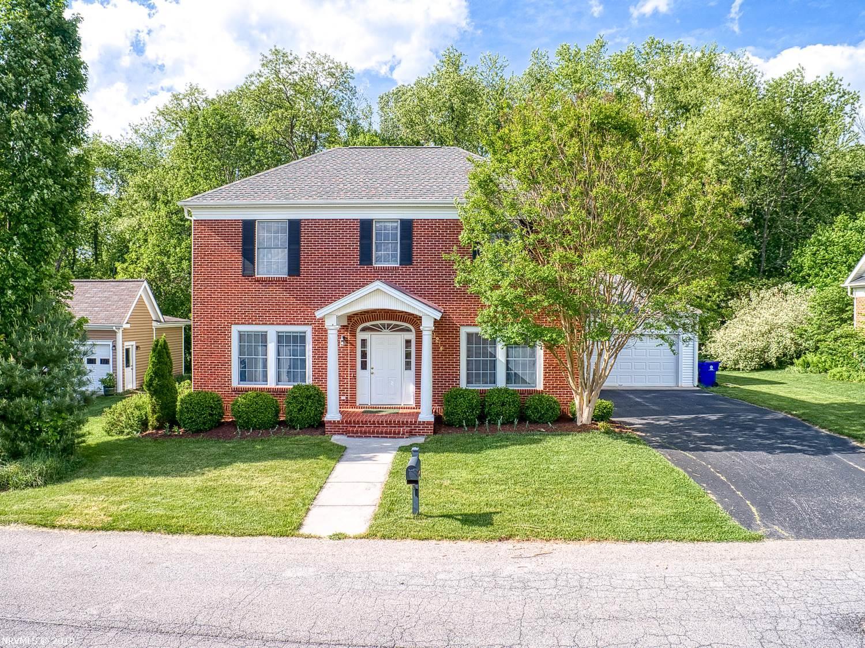 Single Family for Sale at 1214 Village Way S 1214 Village Way S Blacksburg, Virginia 24060 United States