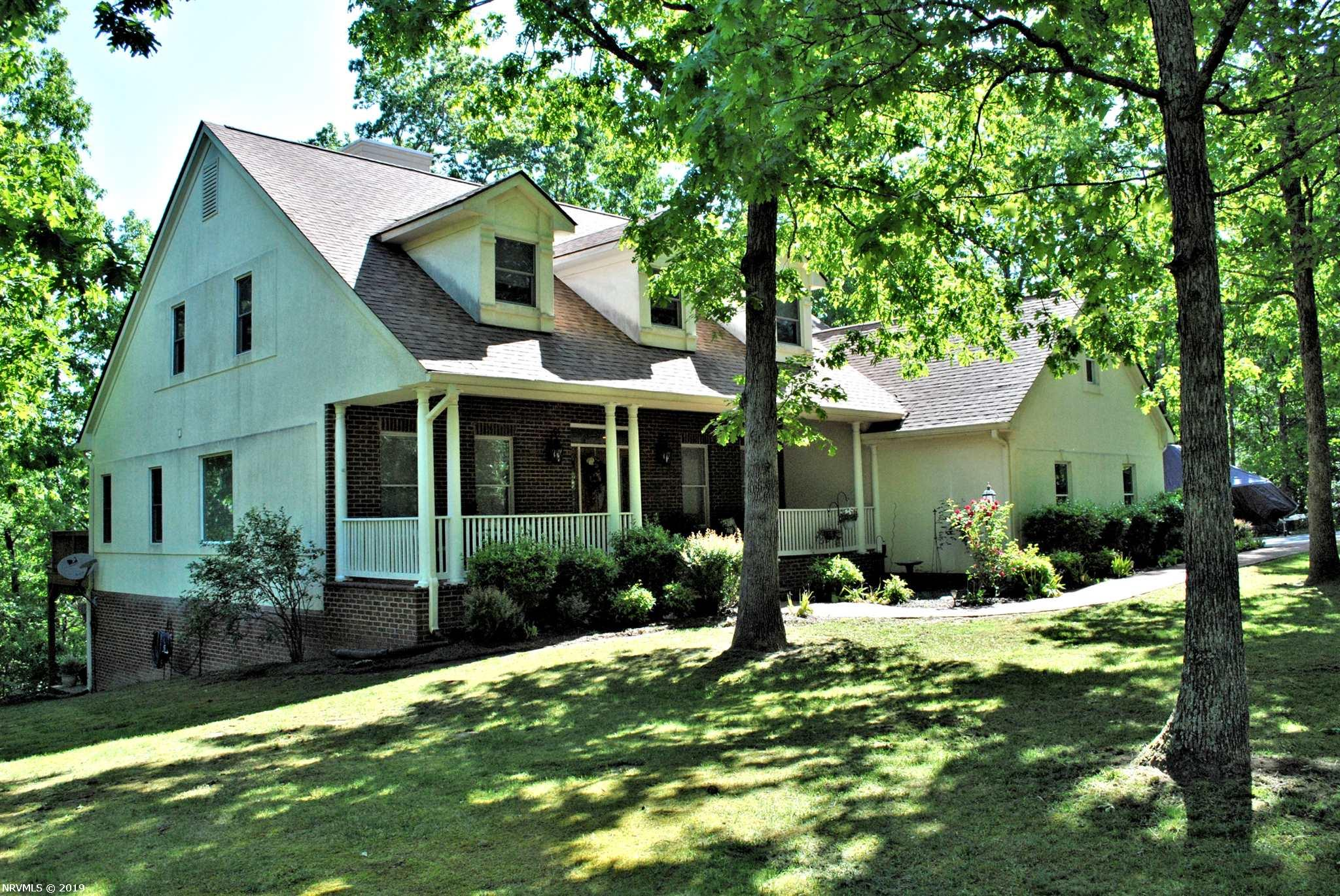 Single Family for Sale at 2700 New Ridge Road Elliston, Virginia 24087 United States