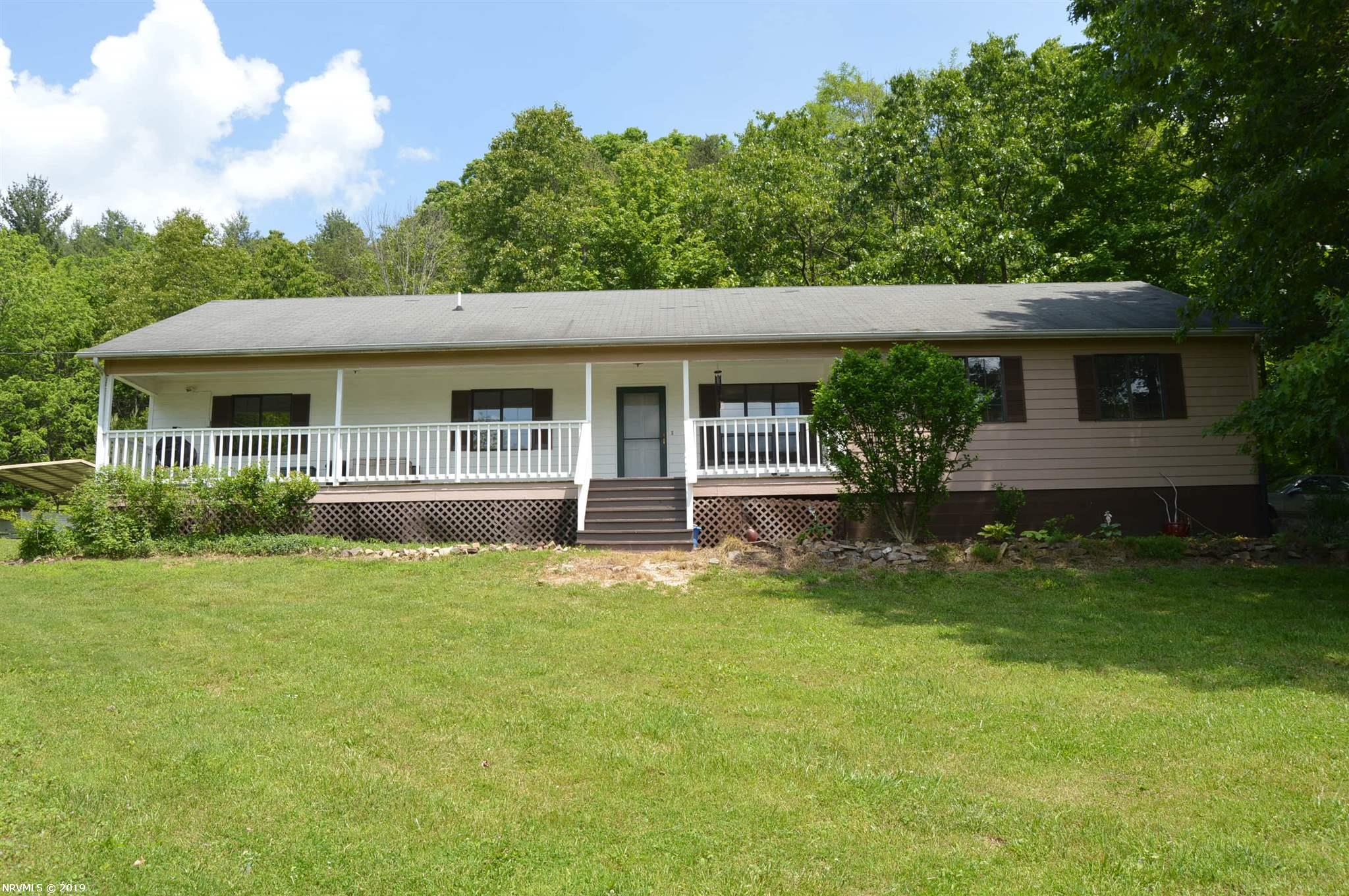 Single Family for Sale at 472 Big Meadows Drive Newport, Virginia 24128 United States