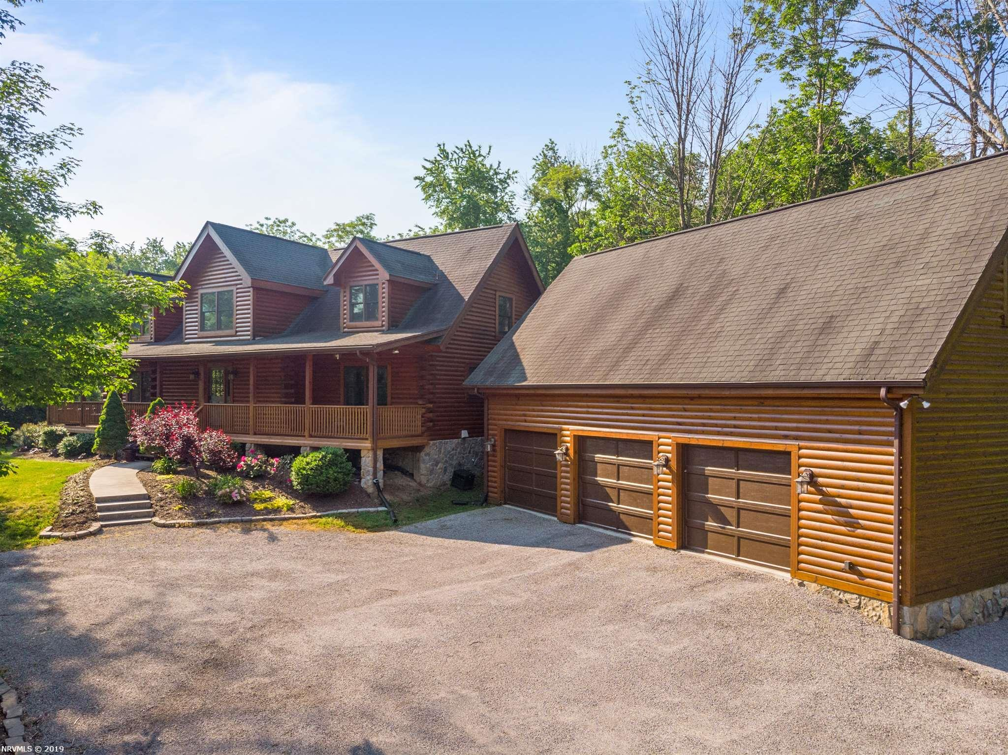 Single Family for Sale at 911 Redbud Road Blacksburg, Virginia 24060 United States