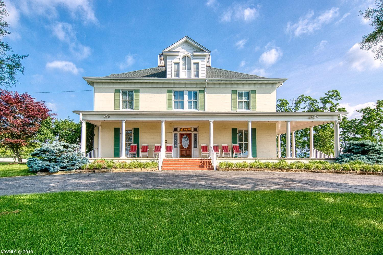 Single Family for Sale at 5280 Black Hollow Road Dublin, Virginia 24084 United States