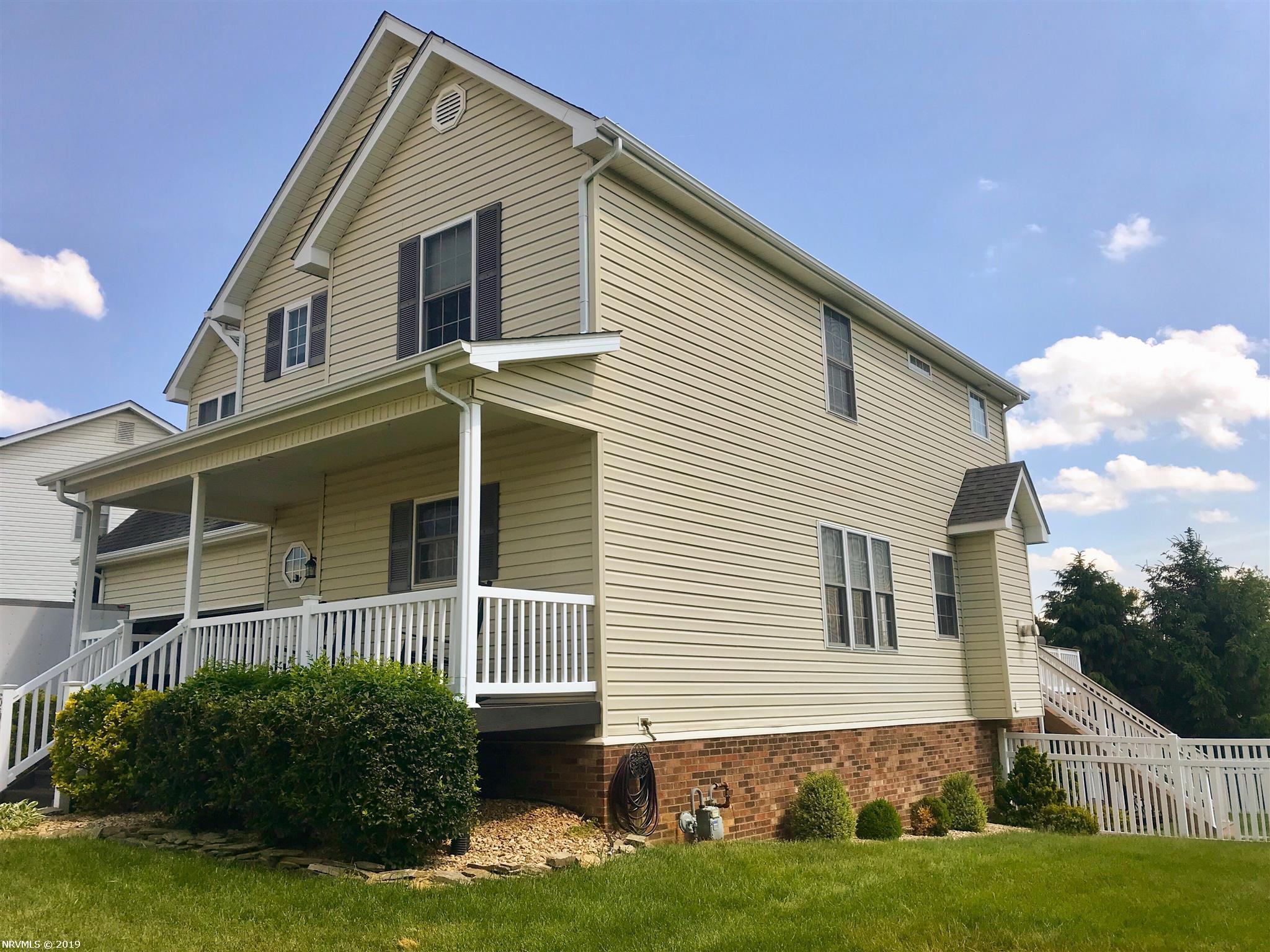 Single Family for Sale at 60 Katie Lane Street 60 Katie Lane Street Christiansburg, Virginia 24073 United States