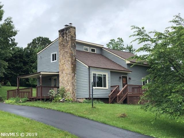 Single Family for Sale at 1265 Flint Drive Christiansburg, Virginia 24073 United States