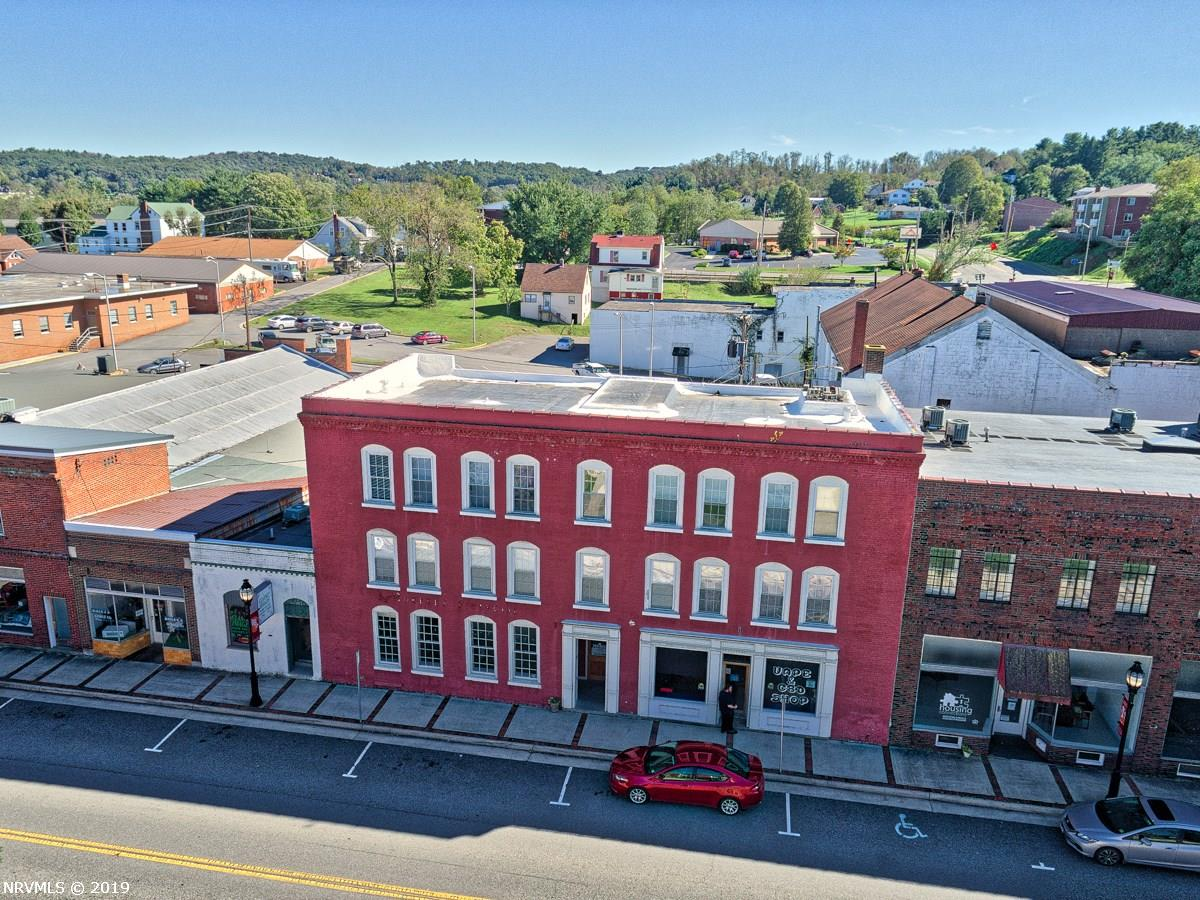 Commercial for Sale at 508 Wenonah Avenue 508 Wenonah Avenue Pearisburg, Virginia 24134 United States