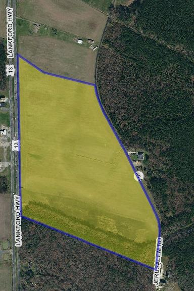 Land for Sale at Lot 137a Lankford Hwy Lot 137a Lankford Hwy Temperanceville, Virginia 23442 United States