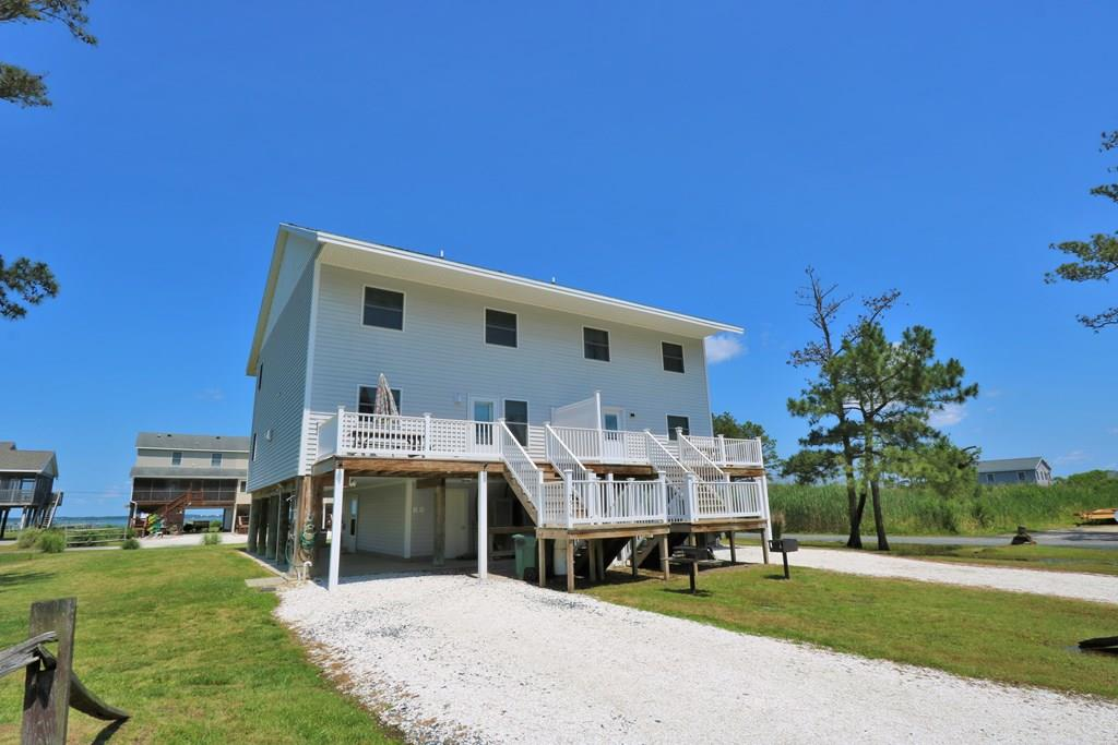 Multi Family for Sale at 7516 Doe Bay 7516 Doe Bay Chincoteague, Virginia 23336 United States