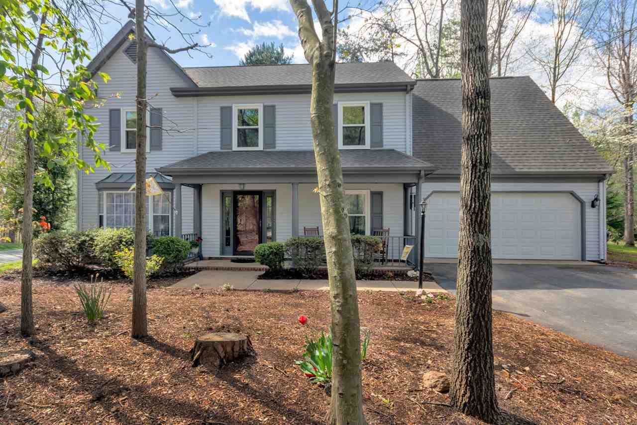 Single Family for Sale at 1899 Amberfield Dr 1899 Amberfield Dr Charlottesville, Virginia 22911 United States