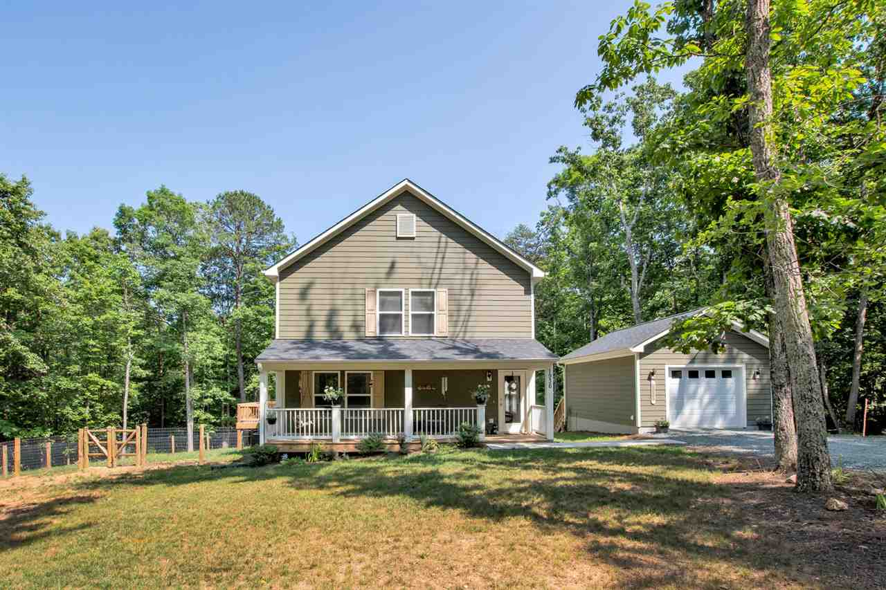 Single Family for Sale at 1936 Paynes Mill Rd 1936 Paynes Mill Rd Troy, Virginia 22974 United States