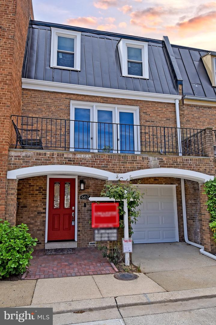 townhouses for Sale at 602 H St SW 602 H St SW Washington, District Of Columbia 20024 United States