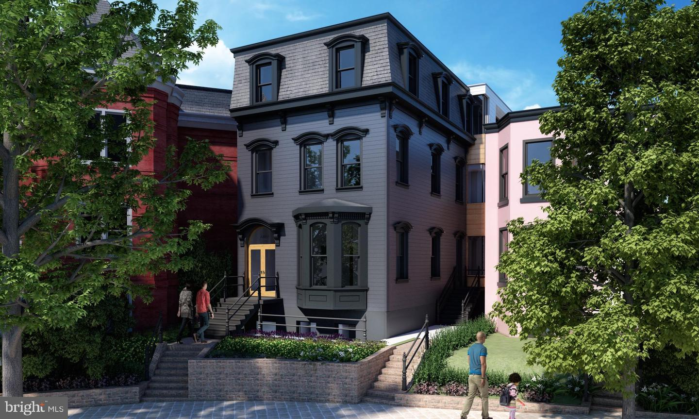 condominiums for Sale at 1469 Florida Ave NW #2 1469 Florida Ave NW #2 Washington, District Of Columbia 20009 United States
