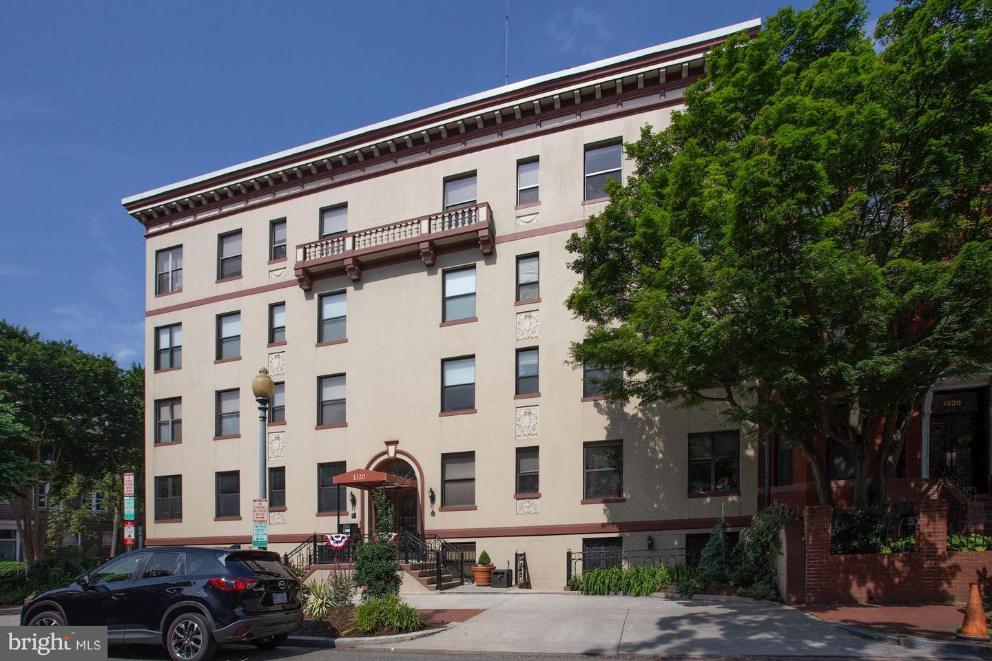 Condominiums for Sale at 1320 21st St NW #202 Washington, District Of Columbia 20036 United States
